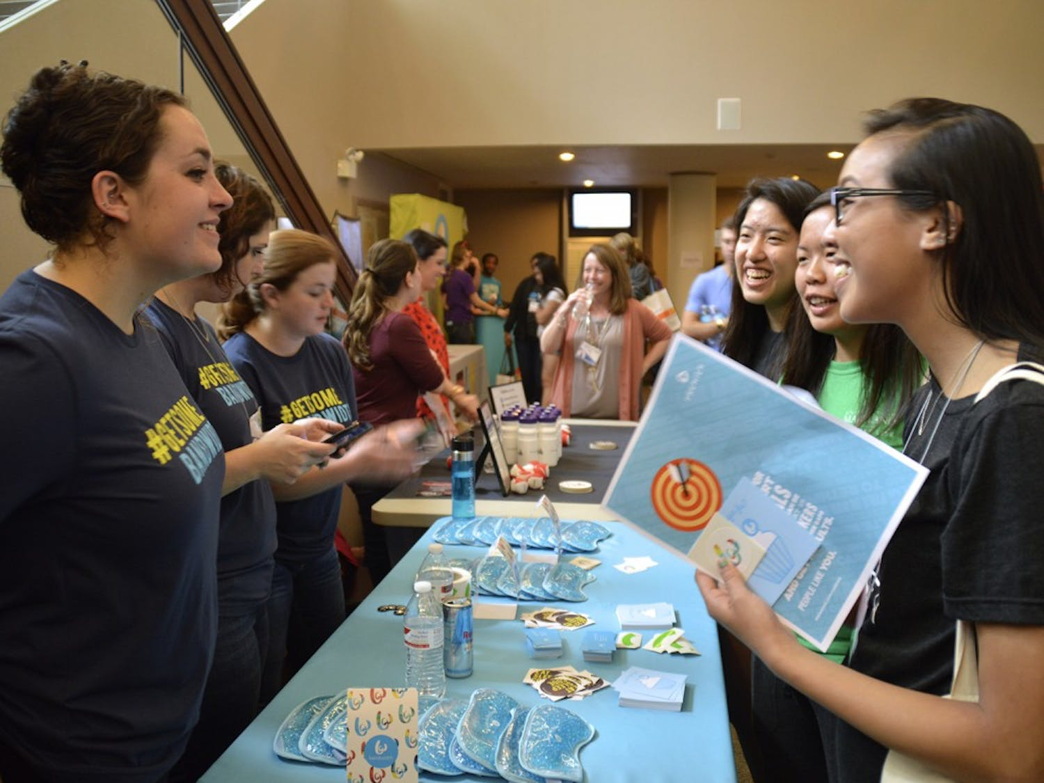 All-female hackathon aim towards creating an encouraging environment for women of all skill levels to pursue their interests in technology. 