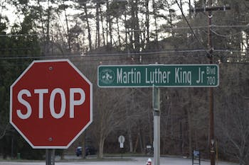 Martin Luther King Jr. Blvd. is one of the designated Opportunity Zones in Orange County, along with South Estes Drive, that was approved by the Town of Chapel Hill on Tuesday, Feb. 28, 2019.