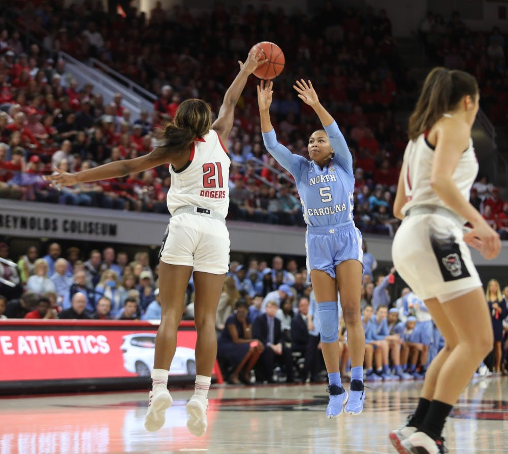With win over undefeated N.C. State, UNC women's basketball continues to build esteem