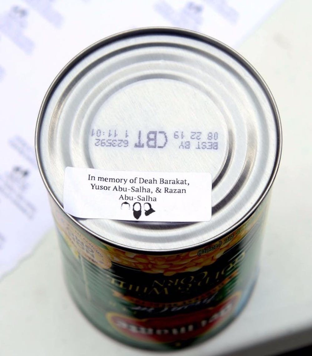 Memory of local community members honored through annual Interfaith Food Drive