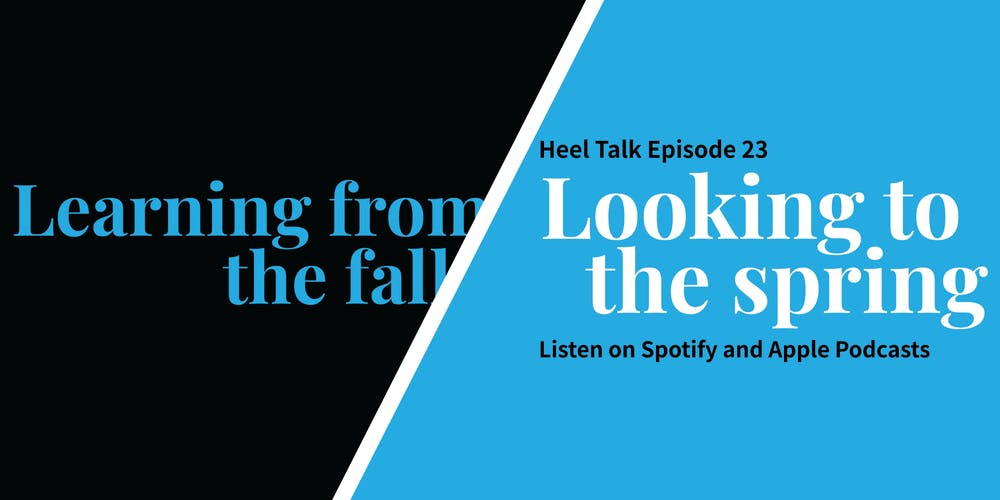 Heel Talk Episode 23: Voices on reopening the University next spring