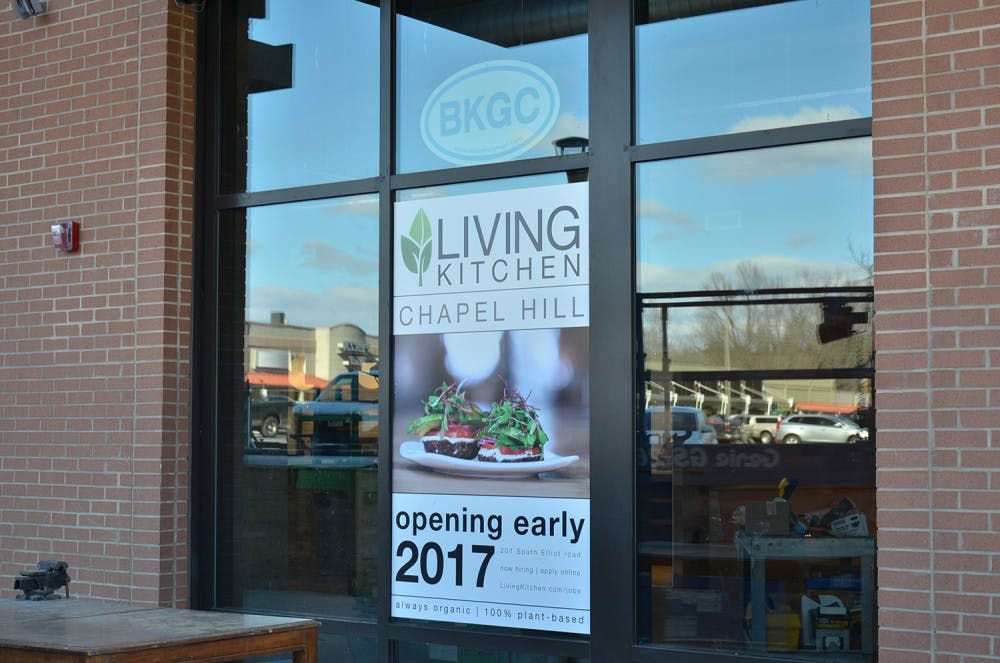 All Up In Your Business: ​Living Kitchen Restaurant to open Feb. 9