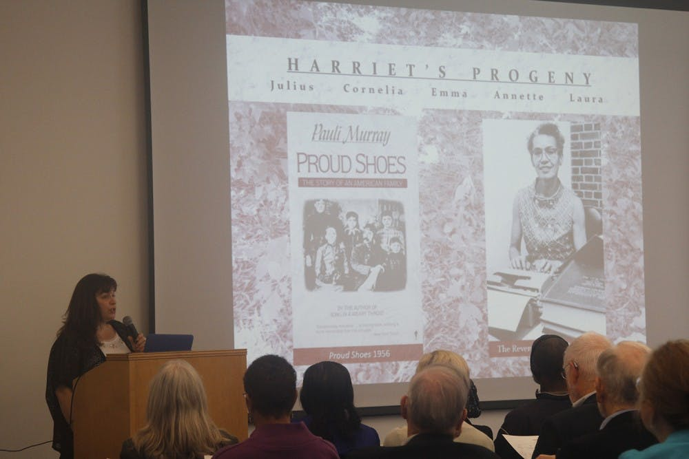 Chapel Hill Public Library honors forgotten family history of Harriet Smith