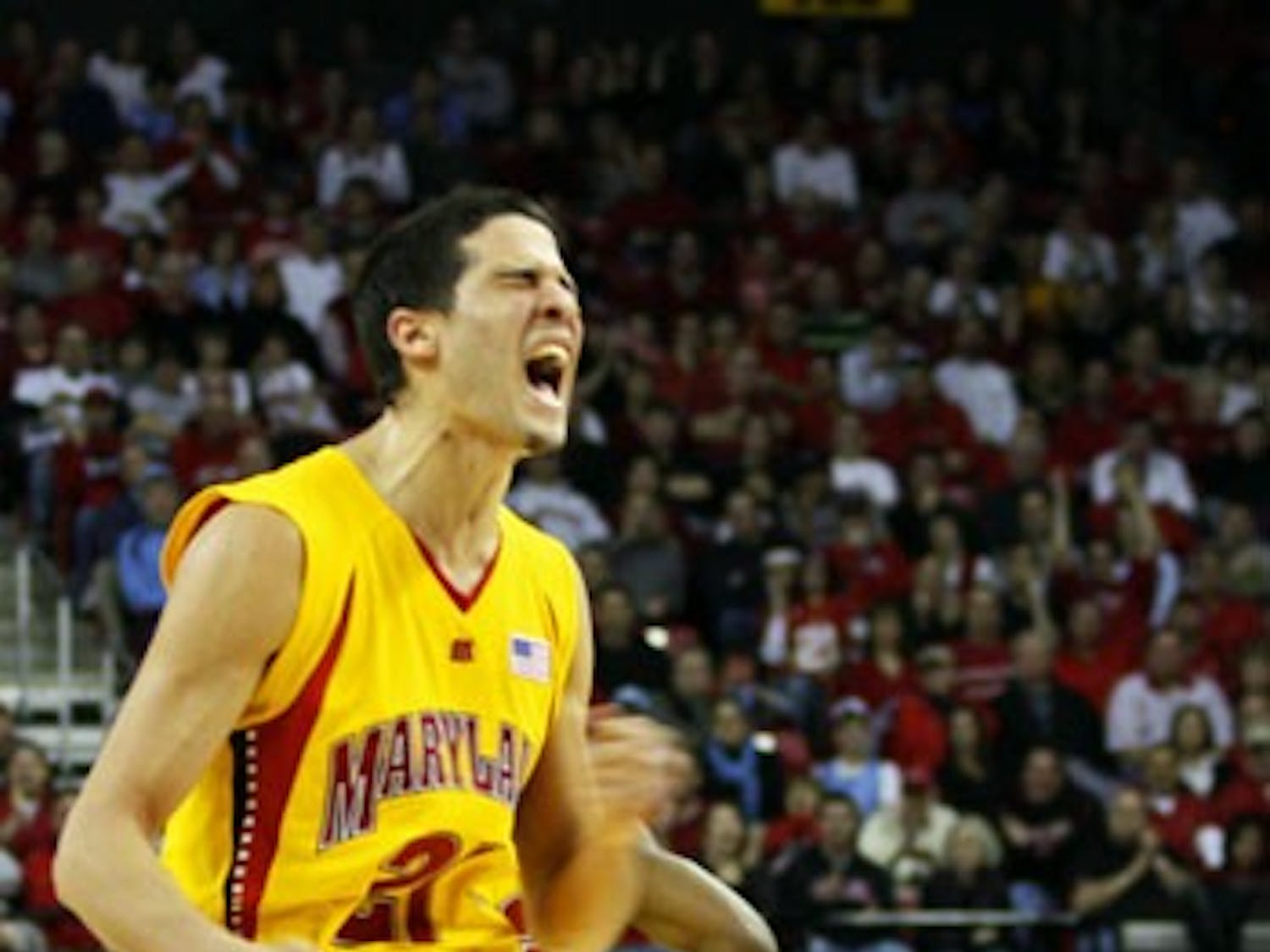 Maryland guard Greivis Vasquez gave the Tar Heels fits Saturday ? and put up the first triple-double for UMd. in 22 years.