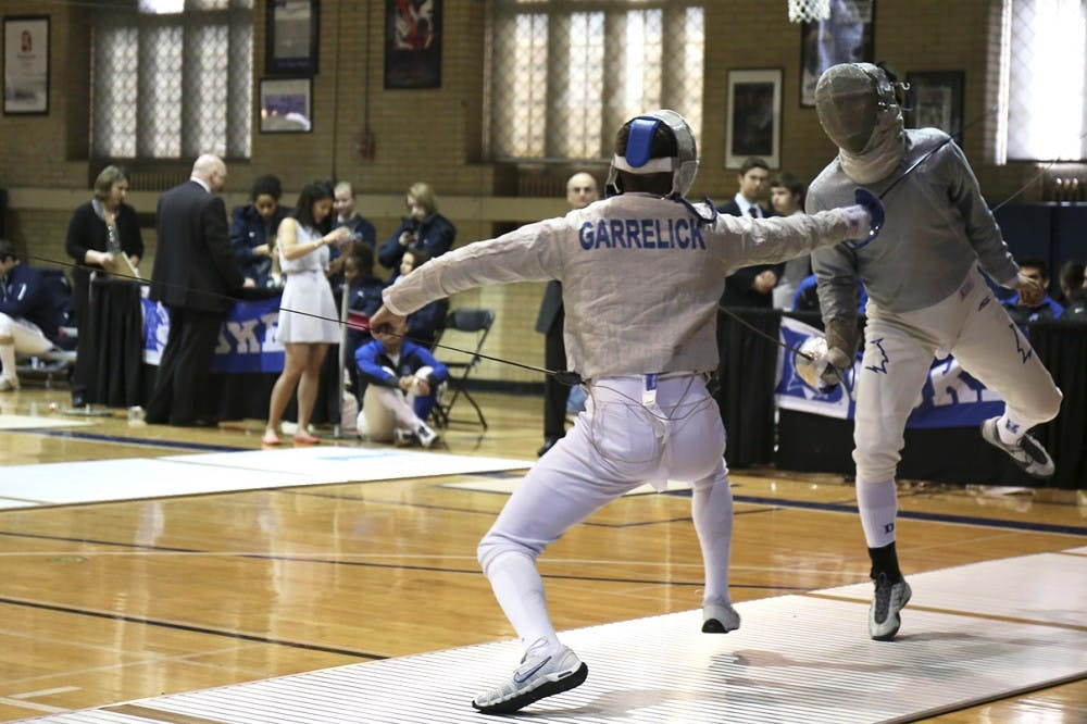 UNC fencing holds steady at ACC Championships
