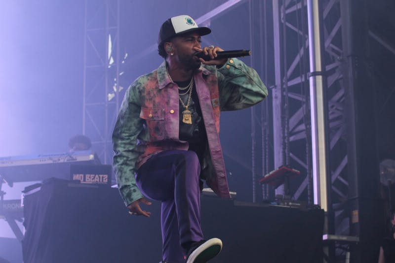 Roc Nation rapper Big Sean performed at the inaugural Dreamville Festival on Saturday, Apr. 6, 2019 in Raleigh, N.C.
