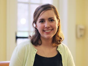 Amanda Claire Grayson, the new student attorney general, was nominated Sunday by Mary Cooper.