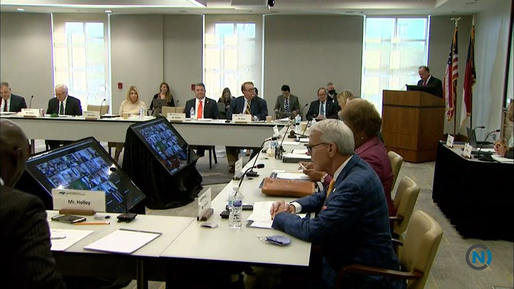 <p>The UNC Board of Governors meets on April 22, 2021 to discuss returning to normal operations in the fall and other issues for the upcoming semester.</p>