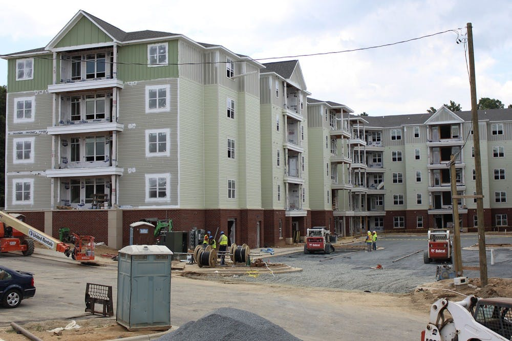 LUX apartments see move-in delay for some units