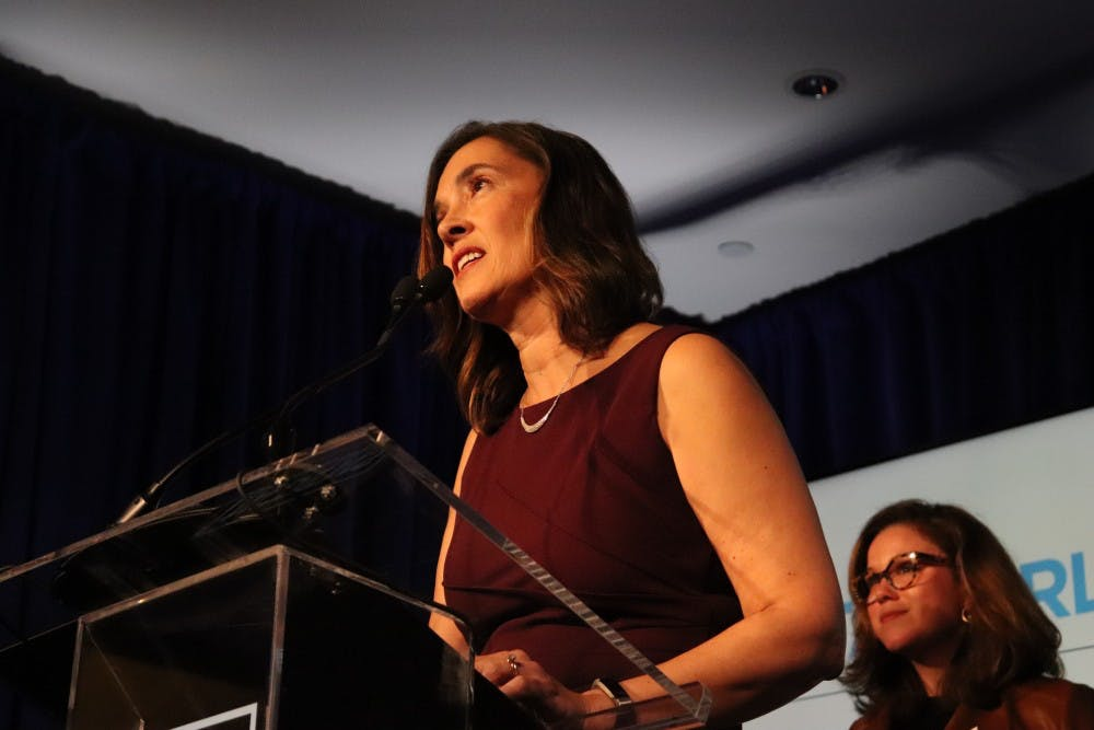Anita Earls declares victory in race for N.C. Supreme Court