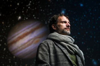 Ron Menzel will star as Galileo in Life of Galileo by Bertolt Brecht, adapted by Joeseph Discher and directed by Vivienne Benesch at PlayMakers Repertory Company. Photo courtesy of HuthPhoto.