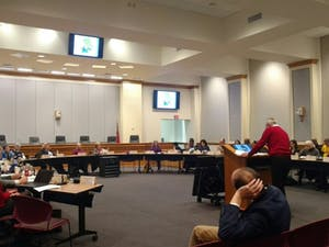 The Orange County Assembly of Governments met Tuesday, March, 19, 2019.