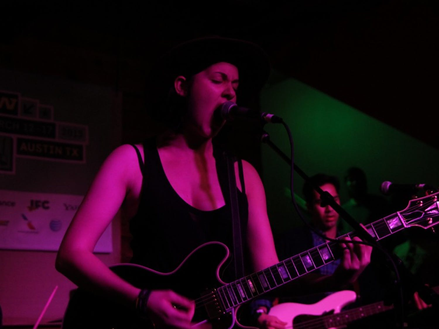 Torres at the Mohawk