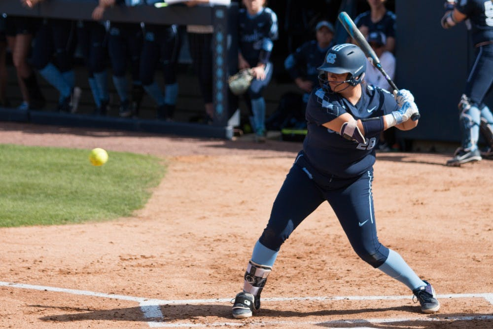 UNC softball falls to Florida State, 8-0, in ACC Championship Game