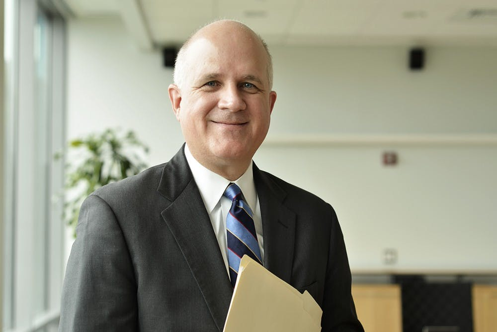 Vice Provost for Enrollment Steve Farmer to leave UNC for new position at UVA