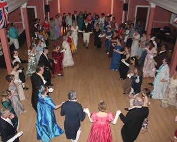The Jane Austen Summer Program will hold the fourth annual Regency Ball in Gerard Hall on June 18 to celebrate Austen's legacy(courtesy of Jane Austen Summer Program).
