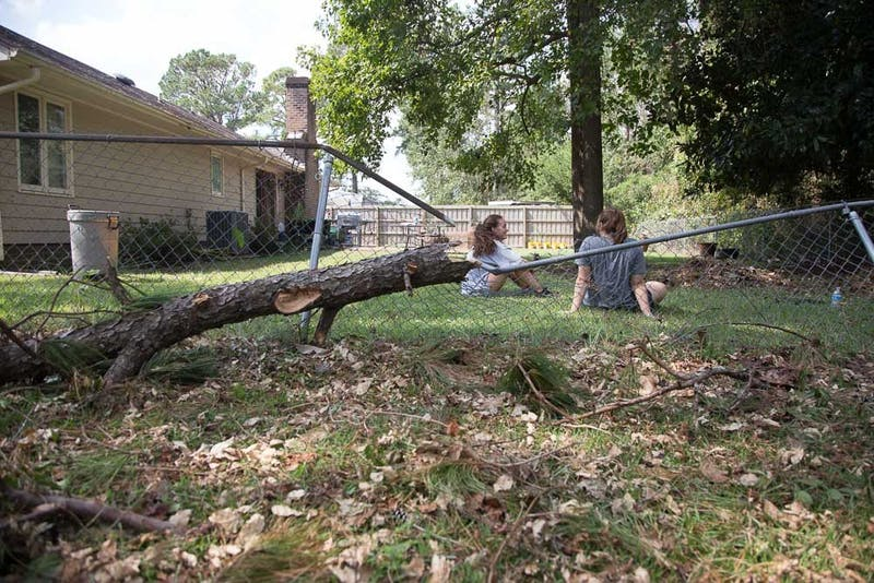 Hurricane Florence Cleanup