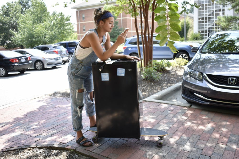 RAs focus on mediating conflict during high occupancy for Carolina Housing