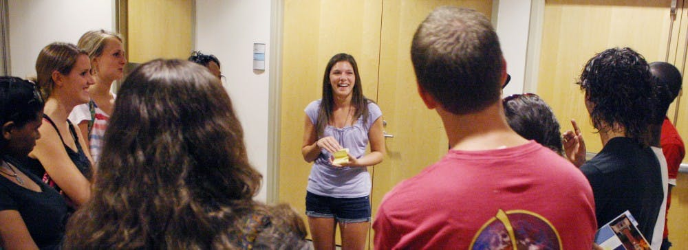 UNC welcomes new class of first-generation college students