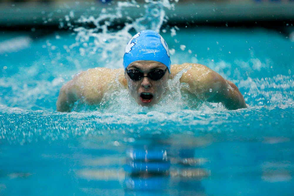Mark Gangloff named new head coach of UNC swimming and diving teams
