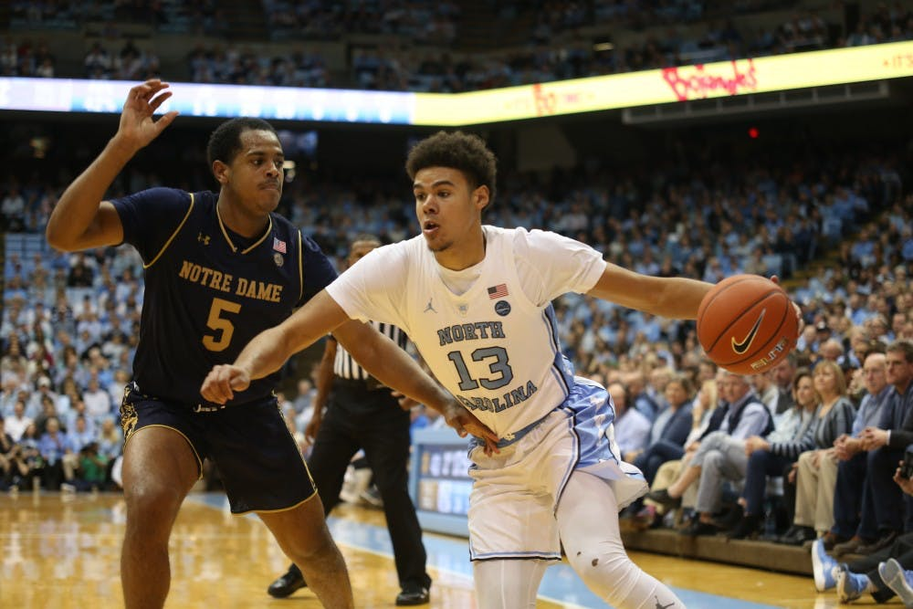 Three takeaways from No. 13 UNC's 85-76 win over Miami on Saturday