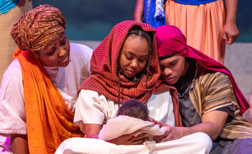 """<p>Triangle Performance Ensemble's annual production of """"Black Nativity Durham"""" will be presented virtually beginning Friday, December 18 until December 31. Photo courtesy of Emmanuel Tabb.</p>"""