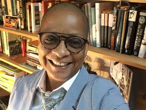 Sharon P. Holland, an American Studies professor at UNC, spearheaded the COVID-19 QTIPOC Survival Fund.