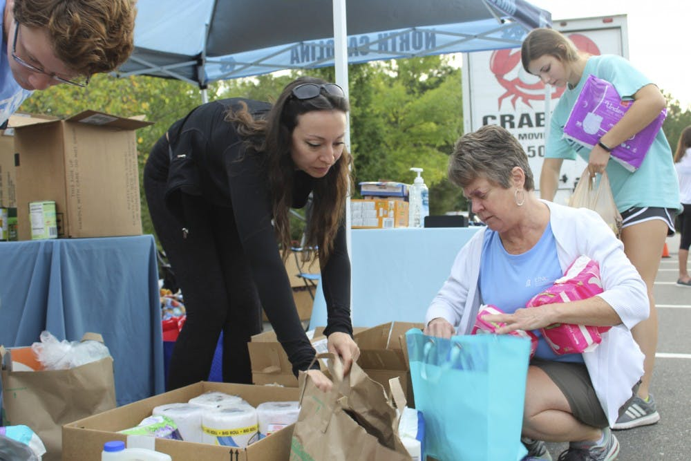 Florence has passed, but UNC continues relief efforts for Eastern N.C.