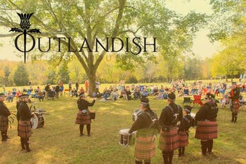 The Alliance for Historic Hillsborough is presenting Outlandish Hillsborough, a town-wide celebration exploring Hillsborough's own unique Scottish heritage, from Oct. 11-13, 2019. Photo courtesy of Annie Newton.