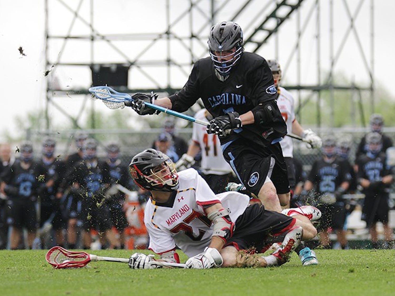 Men's Lacrosse v. Maryland