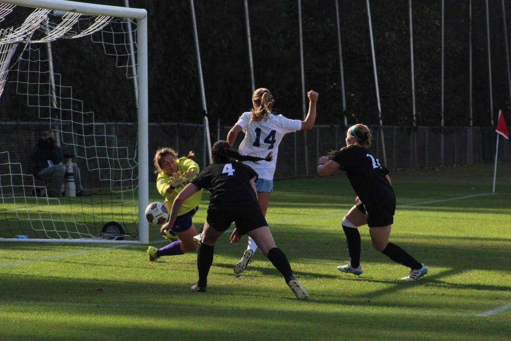 UNC women's soccer defense dominates in first-round NCAA Tournament