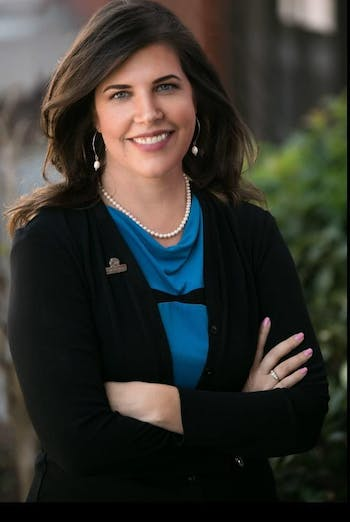 Kimberly Sanchez became the new executive director of the nonprofit Community Home Trust in 2020. She replaced Robert Dowling. Photo courtesy of TKTK.