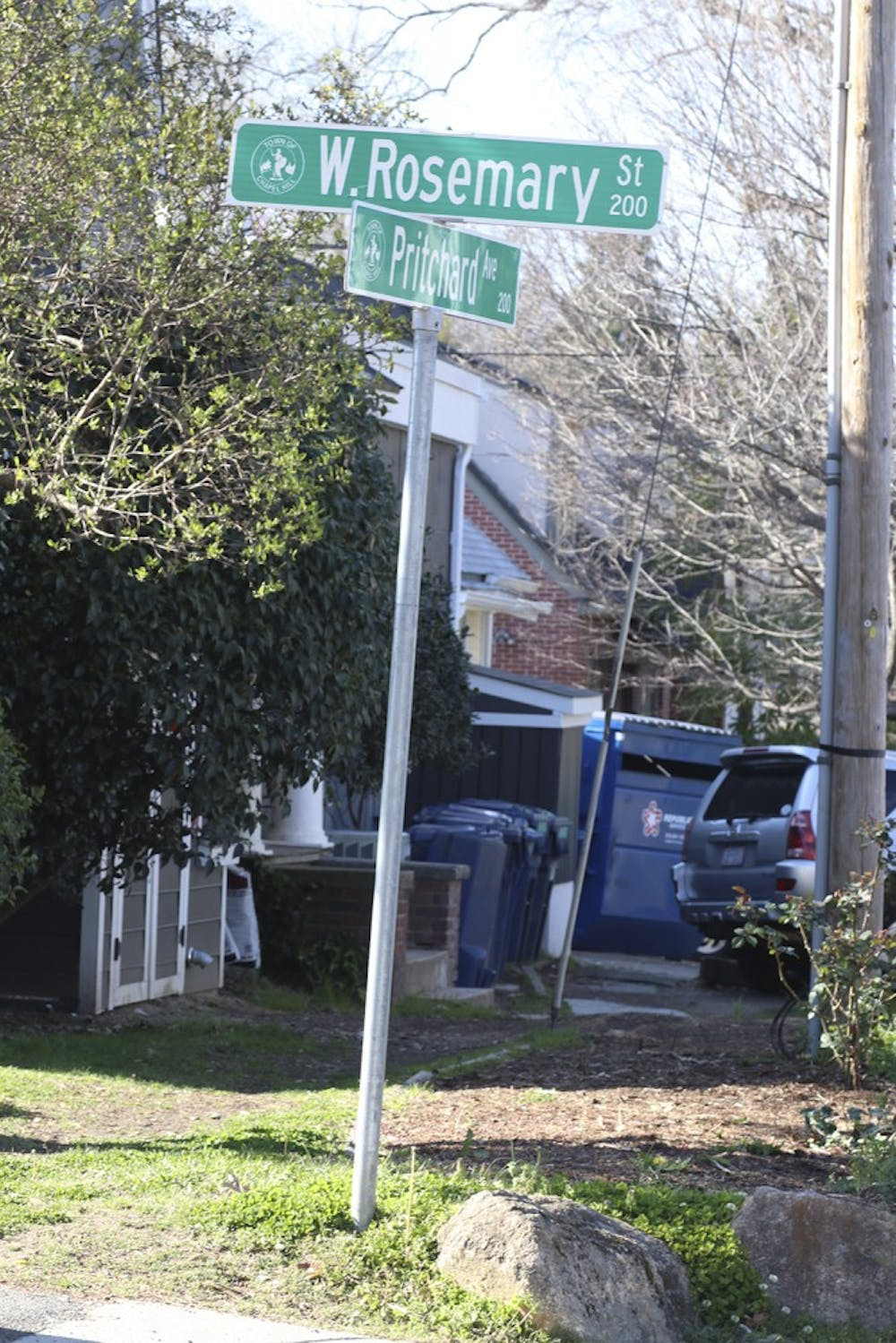 Development plan for West Rosemary Street will address residents' concerns