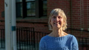 Susan Romaine has announced her candidacy for the Board of Aldermen of Carrboro.