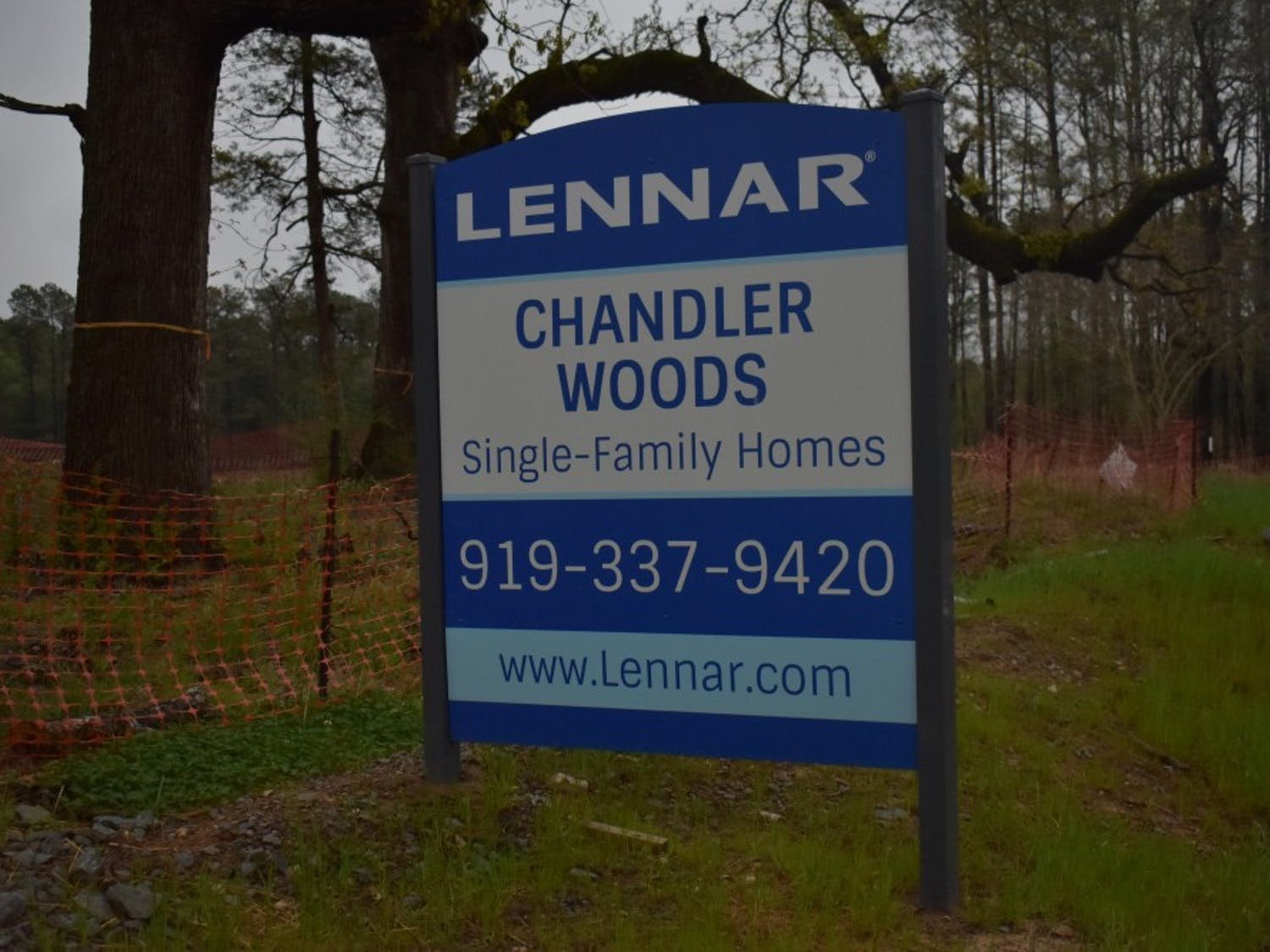 The Chandler Woods Project, on Homestead Road, is just one site of a brand new affordable housing initiative that is now underway. Commissioned by the Town of Chapel Hill, the project will provide several affordable housing opportunities.