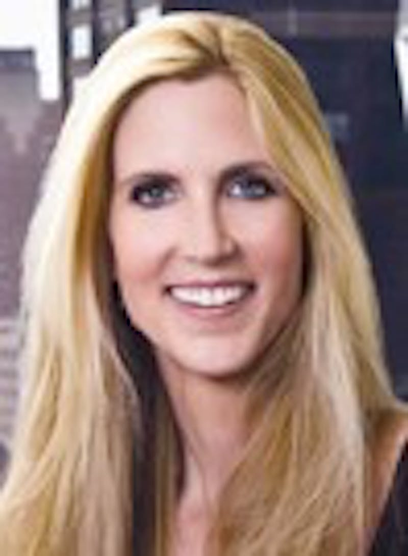 Ann Coulter was scheduled to speak Sept. 20, but the talk was postponed. College Republicans hope to host the event in October.
