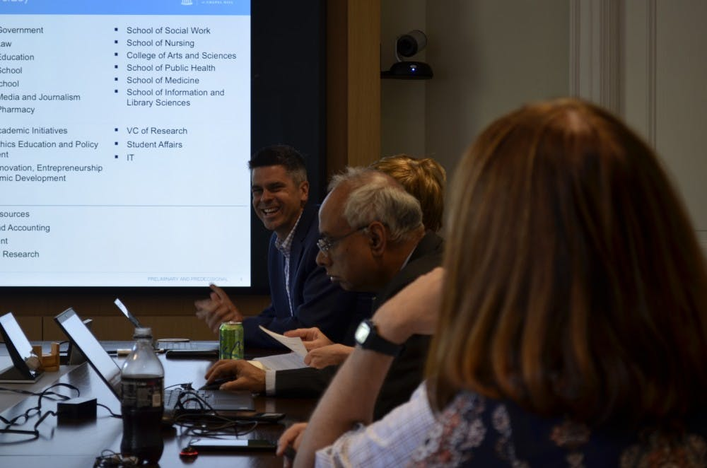 Here's what you missed at Monday's Faculty Executive Committee meeting