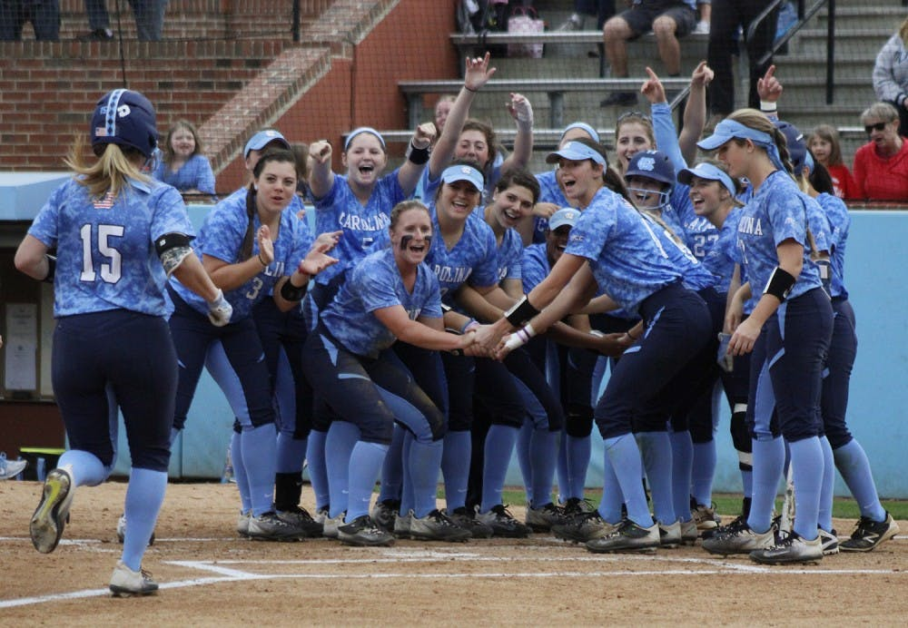 North Carolina softball qualifies for NCAA Tournament for third consecutive year
