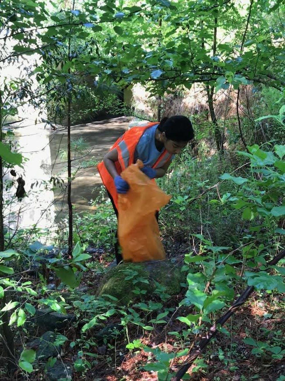 Q&A with environmental intern Haley Moser