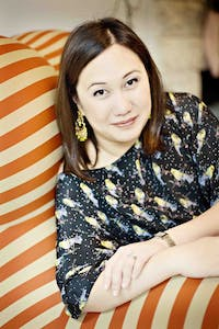 "Melissa de la Cruz is the author of ""Love and War: An Alex and Eliza Story."" Photo courtesy of Penguin Young Readers."