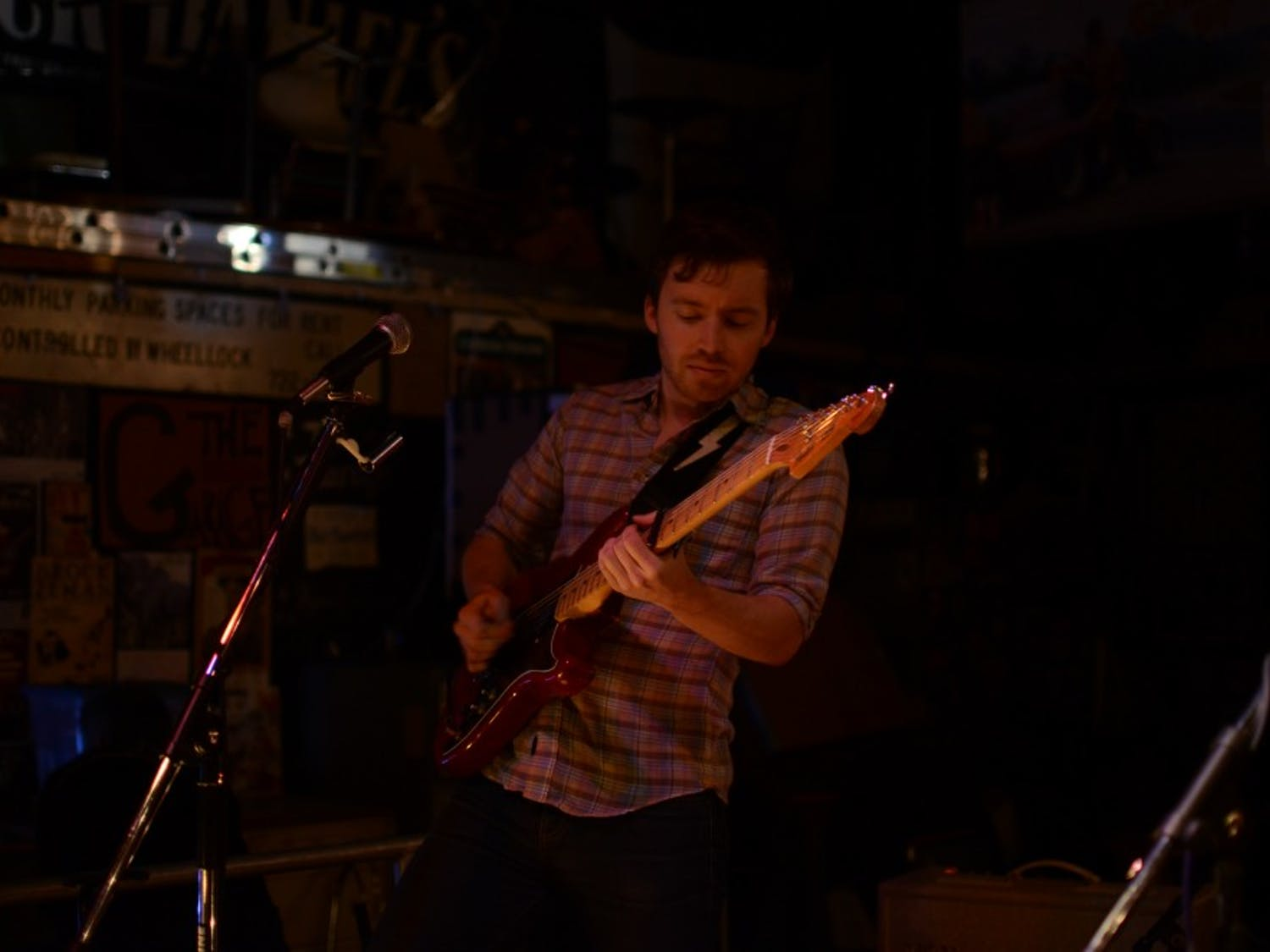 Loamlands performs live at the 2014 Phuzz Phest in Winston-Salem.