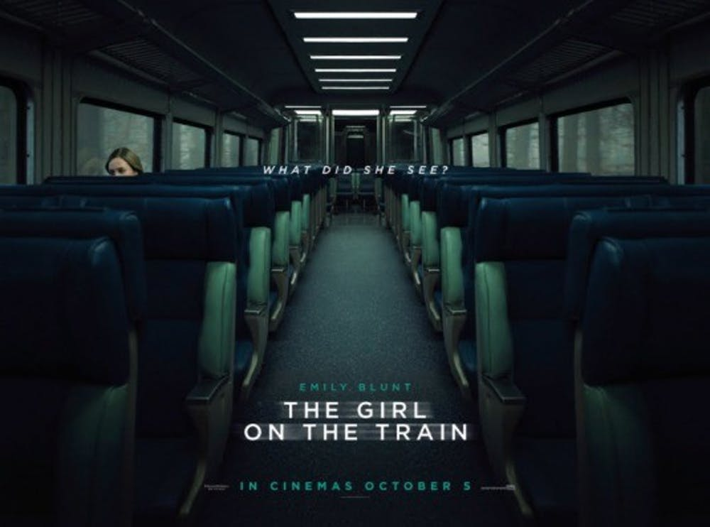 'The Girl on the Train' is OK at best