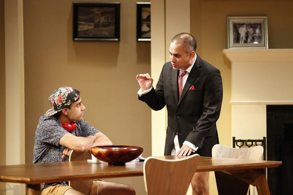"PlayMakers puts creative spin on award-winning ""Disgraced"""