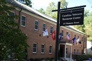 The Carolina Veterans Resource Center opened on Sept. 28.