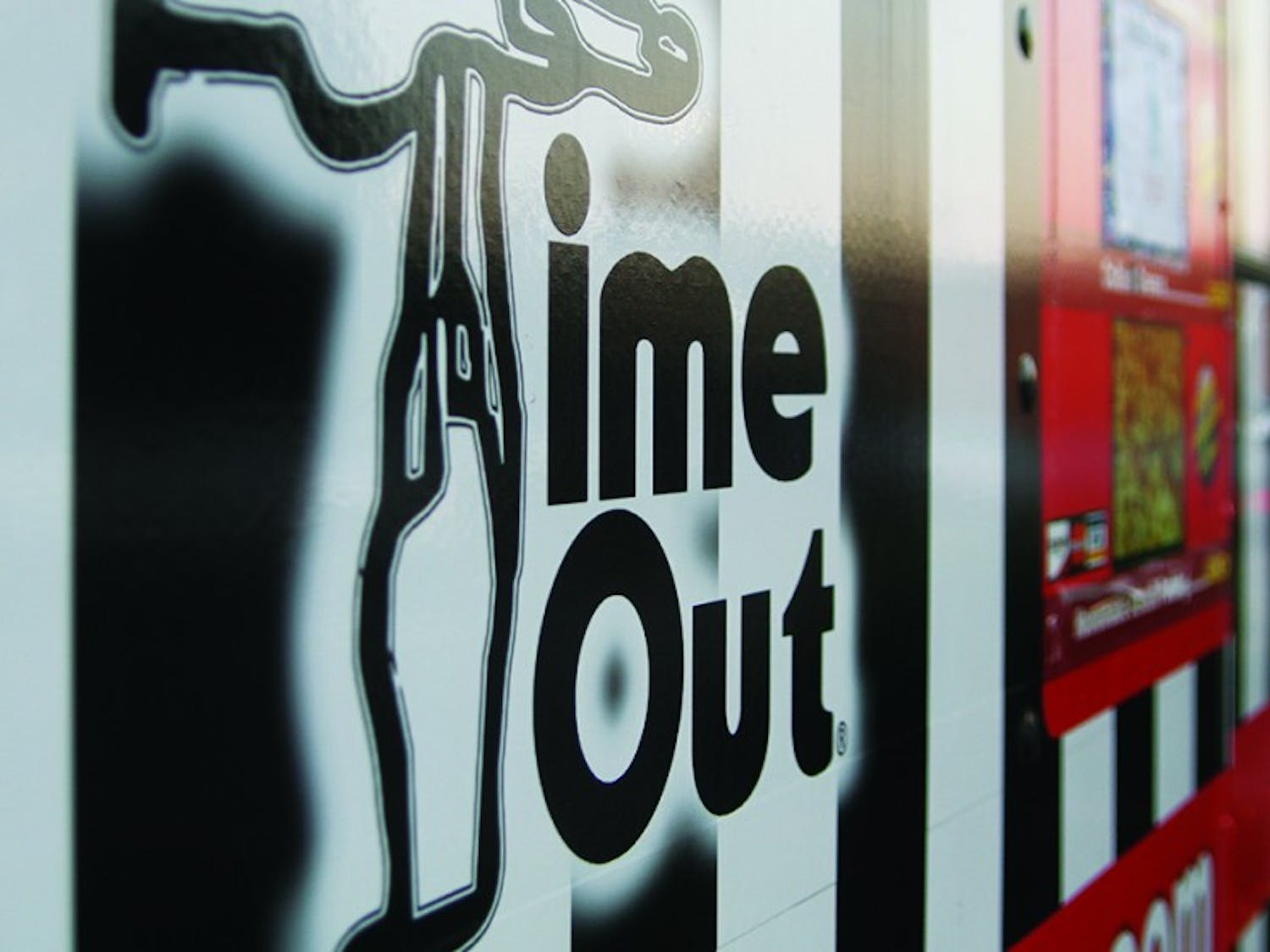Time Out now has a food truck that travels between the two restaurant locations.