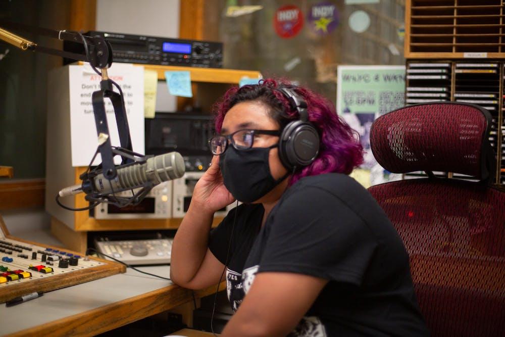 WXYC DJs keep the music, community flowing 24/7