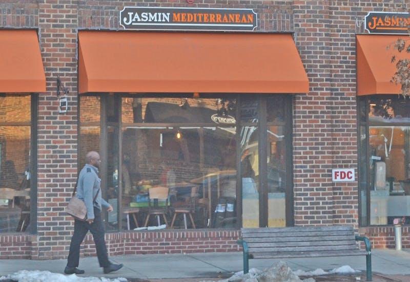 Jasmin Mediterranean Bistro plans to open soon.