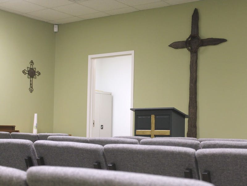 Two UNC professors started the Resurrection Church in Hillsborough, NC.
