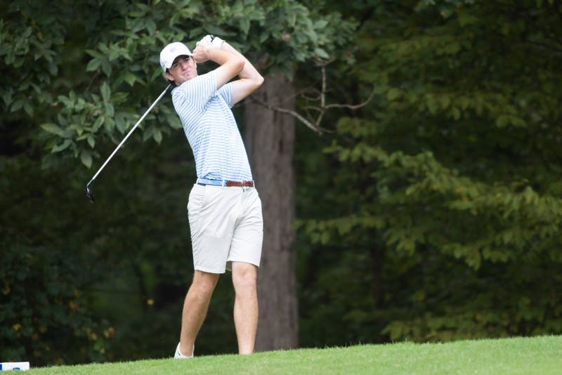 'Just the way it is': UNC golfers adjusting after canceled team play