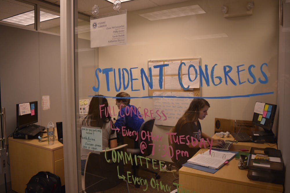 Referendum to split student government passes